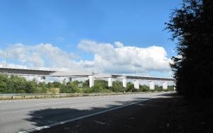 Jernbanebro - vej
